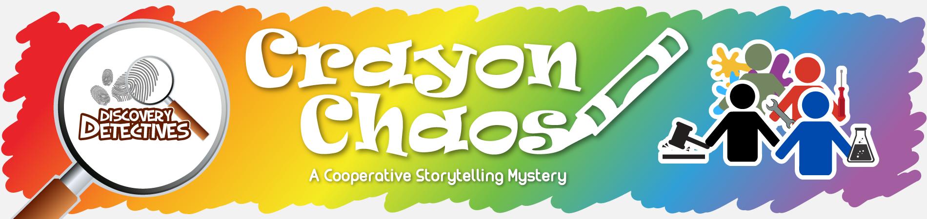 Discovery Detectives: Crayon Chaos